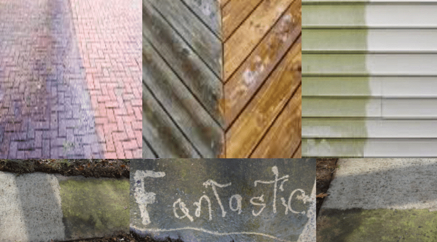 fantastic pressure washing